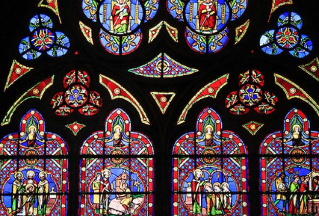 Vitraux de la Cathédrale Notre-Dame