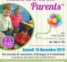 Affiche du forum périnatalité petite enfance à Bayeux