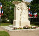 Monument aux morts Bayeux