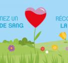 Bannière EFS don de sang
