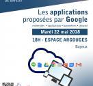 Affiche soirée numérique du 22 mai 2018 à Bayeux