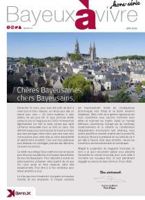 Bayeux à Vivre juin 2020 hors-série