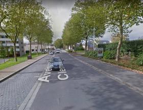 Avenue Clemenceau Bayeux