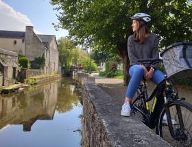 Vélo à assistance électrique Bycycle à Bayeux