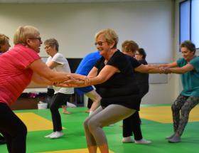 Bayeux activité sportive seniors