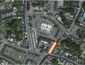 Travaux rue de Cabourg à Bayeux