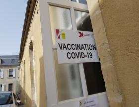 Centre de vaccination COVID-19 à Bayeux