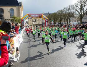 Les Foulées de Bayeux 2019