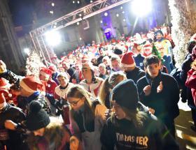 Les Galopades de Noël 2019 à Bayeux