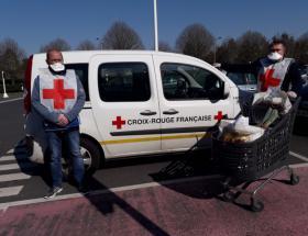 Dispositif d'aide aux courses à Bayeux pendant la crise de la COVID-19