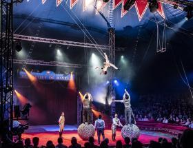 Festival international du cirque de Bayeux 2019 © Dominique Secher