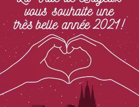Voeux de la villle de Bayeux 2021