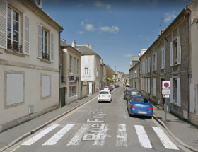 Rue Royale Bayeux
