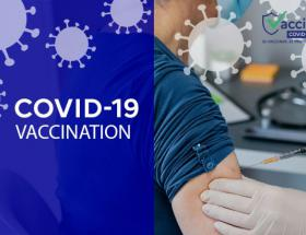 Illustration de la vaccination contre la COVID-19
