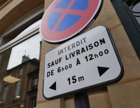 Stationnement réglementé à Bayeux