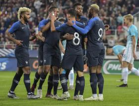 Football Équipe de France Espoirs © FFF