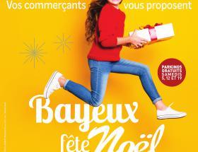 Visuel Bayeux fête Noël 2020