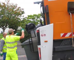 Ramassage des déchets à Bayeux