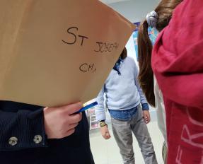 élections du CMEJ à Bayeux