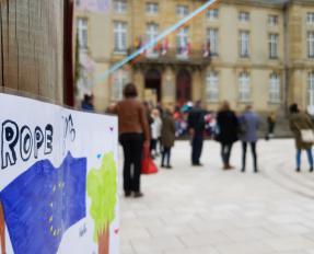 Semaine de l'Europe à Bayeux