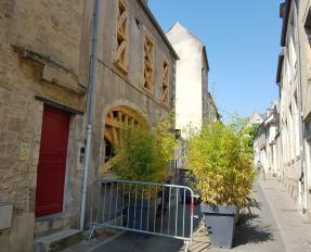 Rue de la Juridiction à Bayeux