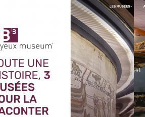 Site internet de Bayeux Museum