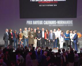 Prix Bayeux Calvados-Normandie - Soirée de remise des prix 2018
