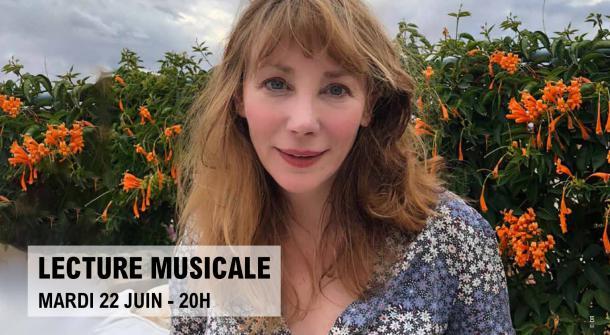 Julie Depardieu à Bayeux pour le festival Culturissimo