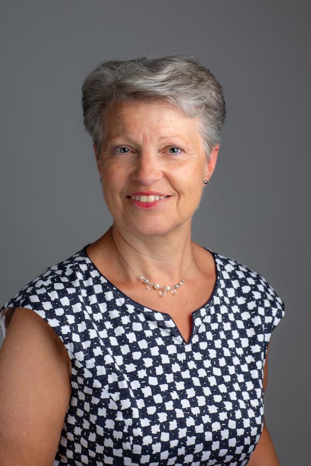Lydie Poulet, élue à Bayeux