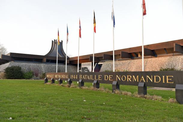 Musée mémorial de la bataille de Normandie à Bayeux