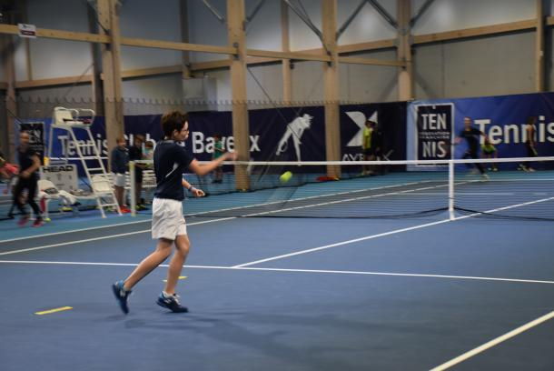 Tennis à Bayeux