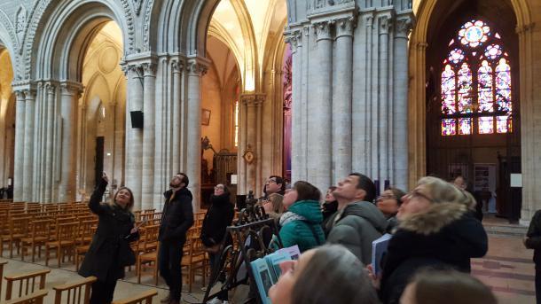 Visites guidées de la cathédrale de Bayeux