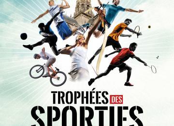 Affiche des Trophées des Sportifs 2018