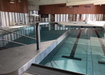 Le centre aquatique Auréo à Bayeux