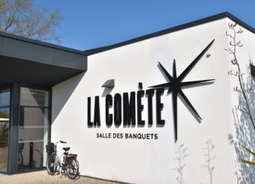 Salle des banquets La Comète à Bayeux
