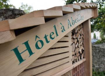 Un premier hôtel à abeilles à Bayeux