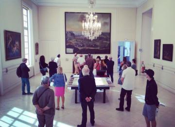 Les journées du patrimoine au MAHB à Bayeux