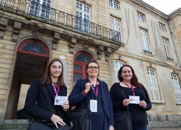 Agents recenseurs à Bayeux en 2020