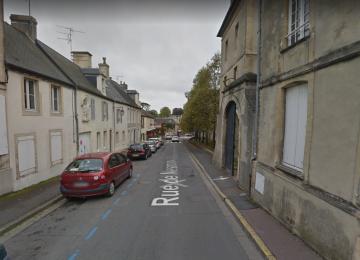Travaux rue de Nesmond