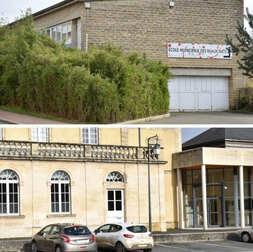 Écoles municipales de musique et des beaux-arts à Bayeux