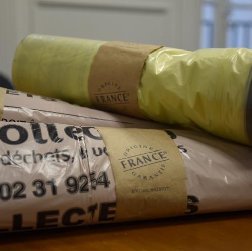 Sacs poubelle Collectea Bayeux
