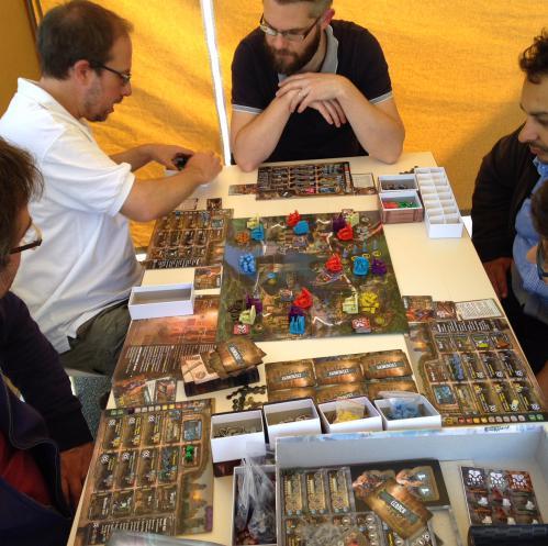 Jours de jeu à Bayeux