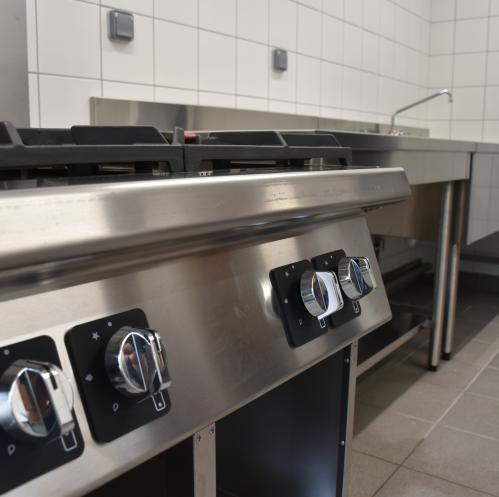 Nouvelle cuisine à la Salle Saint-Laurent de Bayeux