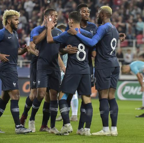 Football Équipe de France Espoirs © FFF