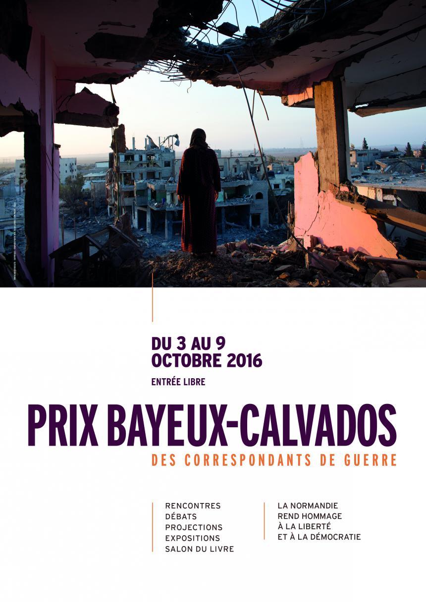 Rencontre avec Lorenzo Tugnoli, lauréat du Prix Bayeux Calvados-Normandie 2020
