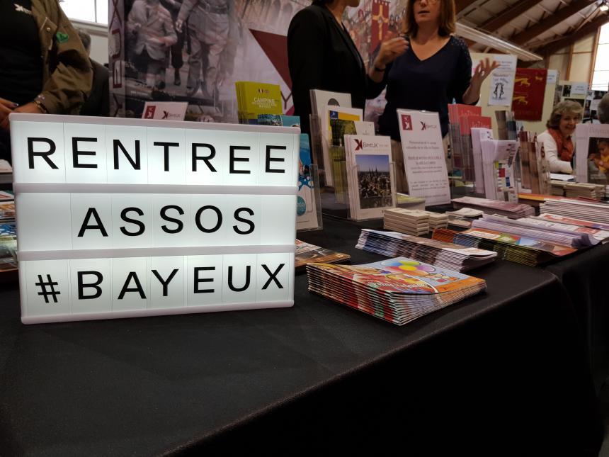 Rentrée des associations à Bayeux