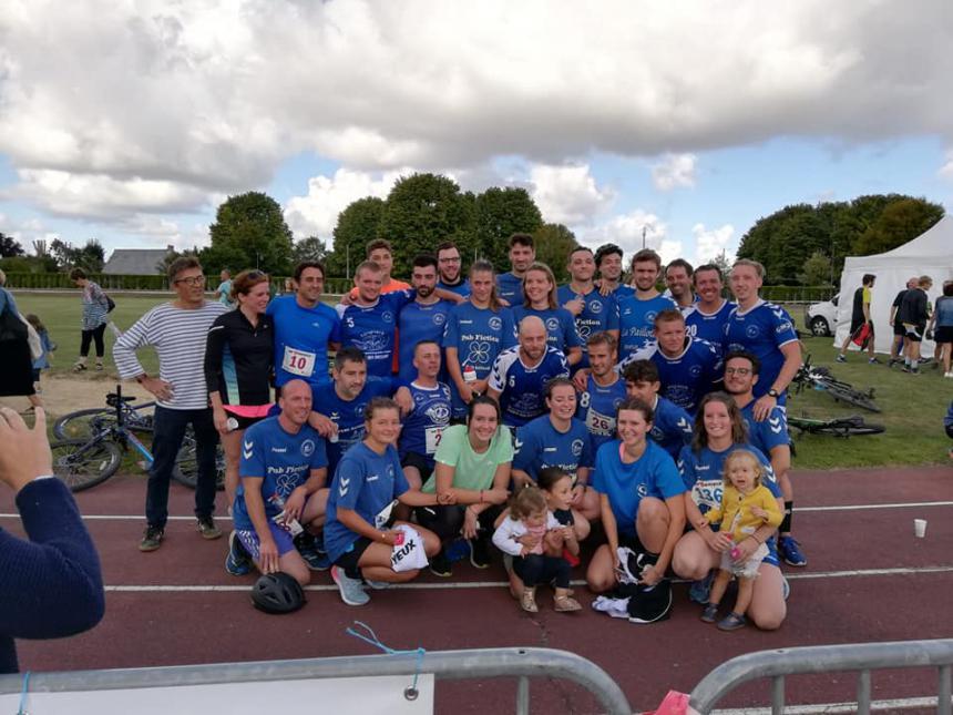 Le club de handball de Bayeux remporte le challenge club 2019