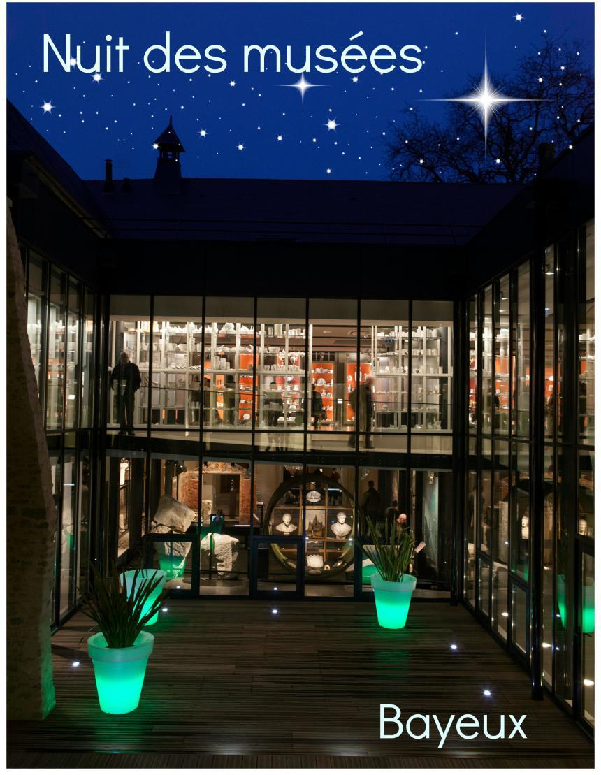 Nuit des musées à Bayeux