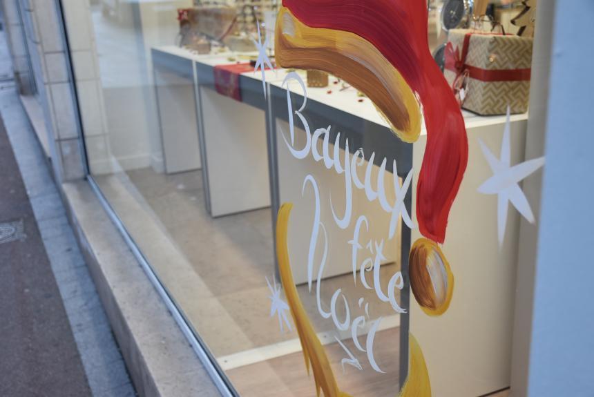 Bayeux fête Noël