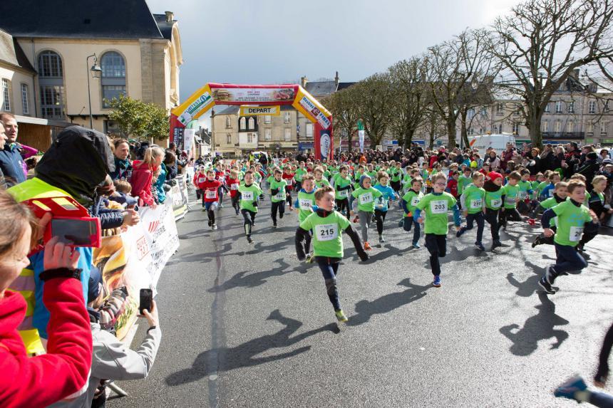 Foulées de Bayeux